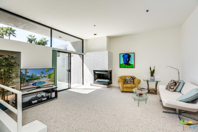 Palm Springs Condo/Townhouse For Sale: 250 West Stevens Road