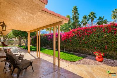 Palm Springs Single Family Home For Sale: 1111 North Avenida Caballeros