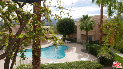 Palm Desert Condo/Townhouse For Sale: 74800 Sheryl Avenue #16-4