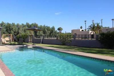 Indio Single Family Home Contingent: 49400 Braley Court