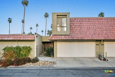 Cathedral City Condo/Townhouse For Sale: 35306 Calle Sonseca