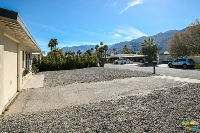 Palm Springs Single Family Home For Sale: 740 North Plaza Amigo