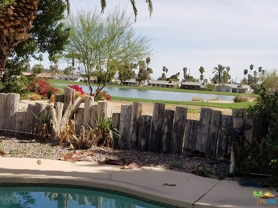 Palm Desert Country Single Family Home For Sale: 77255 California Drive