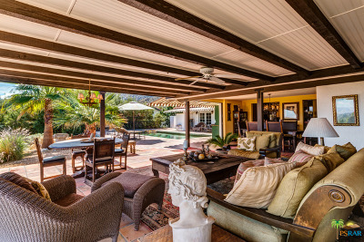 Palm Springs Single Family Home For Sale: 2232 North Palermo Drive