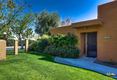 Palm Springs Condo/Townhouse For Sale: 4881 South Winners Circle #A