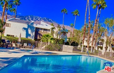 Palm Springs Condo/Townhouse Contingent: 3155 East Ramon Road #710