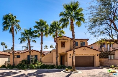 Palm Springs Single Family Home For Sale: 2773 Pintura Circle