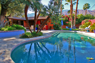 Palm Springs Single Family Home For Sale: 1426 North Riverside Drive