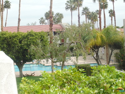 Palm Springs Condo/Townhouse For Sale: 1150 East Amado Road #18C2