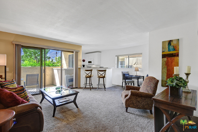 Palm Springs Condo/Townhouse For Sale: 5300 East Waverly Drive #M4103