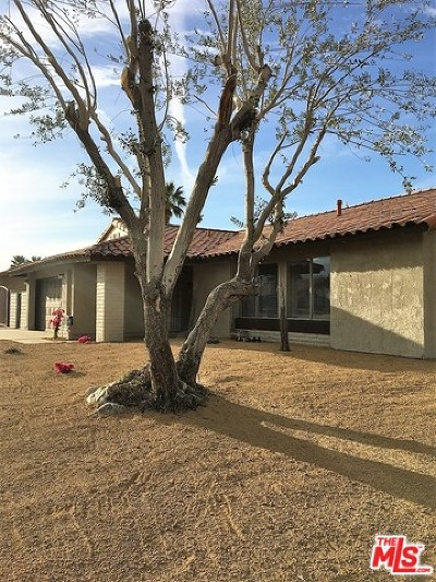 Indio Single Family Home For Sale: 82186 West Heilo Court