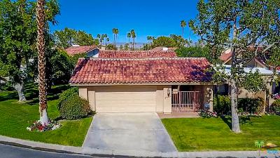 Rancho Mirage Condo/Townhouse For Sale: 37892 Los Cocos Drive
