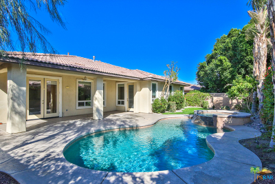 Rancho Mirage Single Family Home For Sale: 194 Via San Lucia