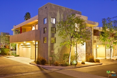 Palm Springs CA Condo/Townhouse For Sale: $399,000
