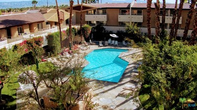Palm Springs Condo/Townhouse For Sale: 470 South Calle Encilia #B18