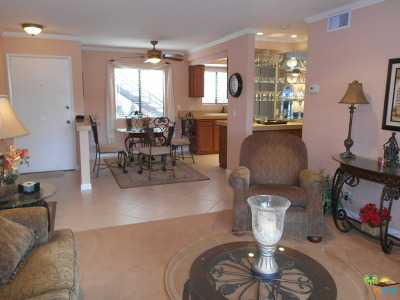 Palm Springs CA Condo/Townhouse For Sale: $120,000