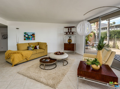 Palm Springs CA Condo/Townhouse For Sale: $359,500