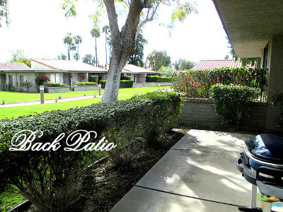 Palm Springs CA Condo/Townhouse For Sale: $275,000