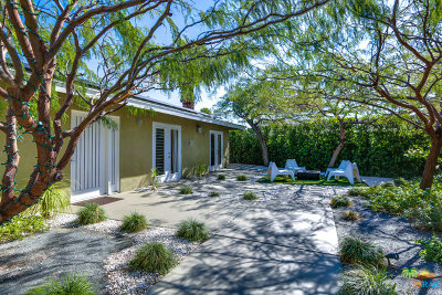 Palm Springs CA Single Family Home For Sale: $675,000