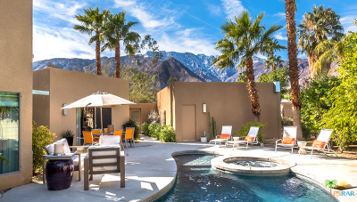 Palm Springs CA Single Family Home For Sale: $629,000