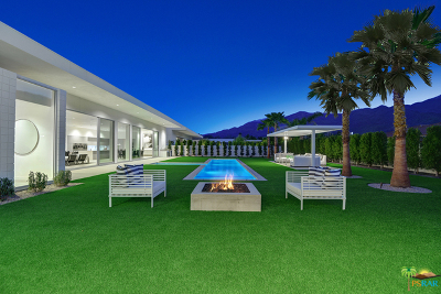 Palm Springs Single Family Home For Sale: 3068 Linea Terrace