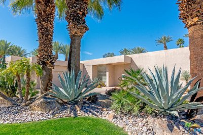 Rancho Mirage Single Family Home For Sale: 12117 Troon Circle