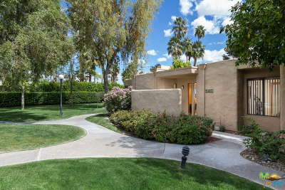 Palm Springs CA Condo/Townhouse For Sale: $410,000