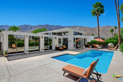 Cathedral City, Palm Springs Rental For Rent: 2696 East Kings Road