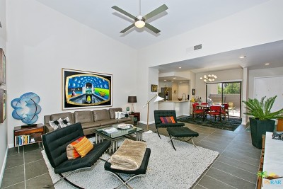 Palm Springs CA Condo/Townhouse For Sale: $439,000