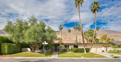 Palm Springs Single Family Home For Sale: 2395 South Via Lazo