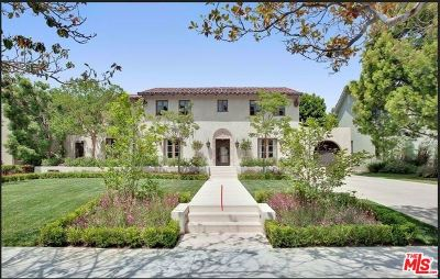 Single Family Home For Sale: 8350 Wilshire
