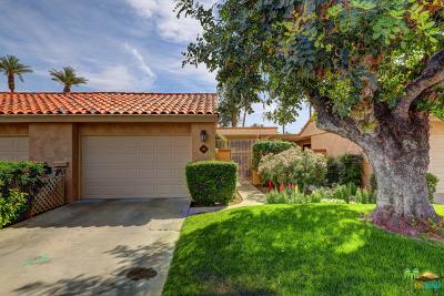Rancho Mirage Condo/Townhouse For Sale: 39 Sunrise Drive