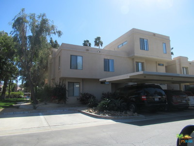 Cathedral City, Palm Springs Rental For Rent: 35200 Cathedral Canyon Drive #B18