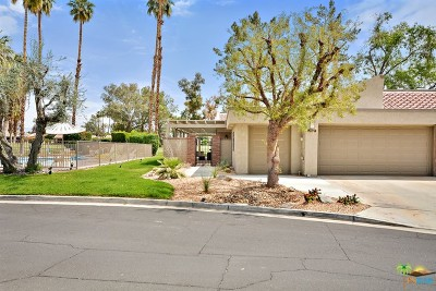 Palm Springs Condo/Townhouse Contingent: 2900 Calle Loreto
