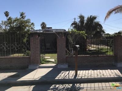 Indio Single Family Home For Sale: 47770 Van Buren Street