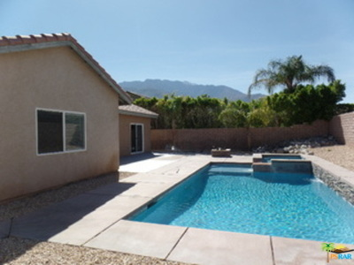 Palm Springs Single Family Home Contingent: 1574 Amelia Way