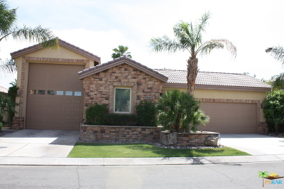 Indio Single Family Home Contingent: 49554 Redford Way
