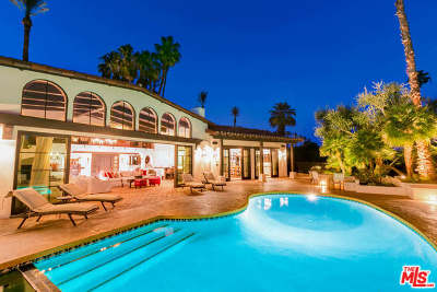Cathedral City, Palm Springs Rental For Rent: 1188 Tamarisk Road