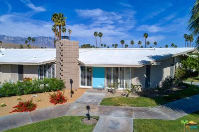 Rancho Mirage Single Family Home Contingent: 37800 Da Vall Drive #26
