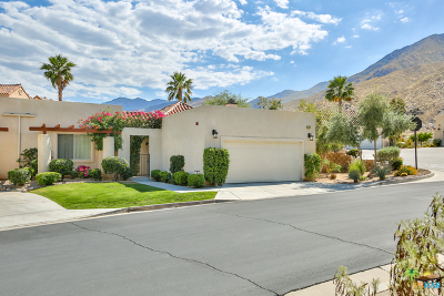 Palm Springs Condo/Townhouse For Sale: 247 Canyon Circle #34