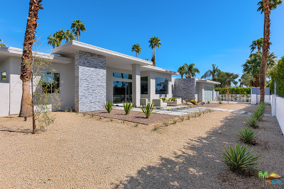 Palm Springs Single Family Home For Sale: 372 Camino Norte