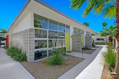 Palm Springs Condo/Townhouse Contingent: 100 North Cerritos Drive #6