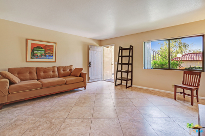 Palm Springs Condo/Townhouse For Sale: 315 West Mariscal Road