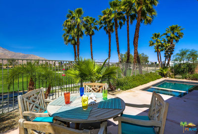 Palm Springs Single Family Home For Sale: 829 Spaulding Lane