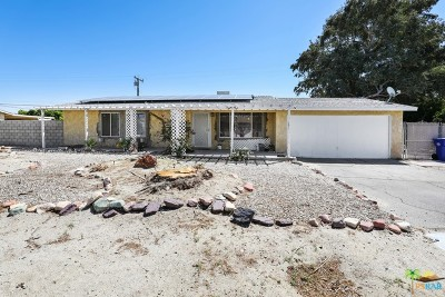 Palm Springs Single Family Home For Sale: 3040 North Chuperosa Road
