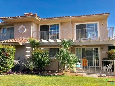 Palm Springs Condo/Townhouse For Sale: 2701 East Mesquite Avenue #I190