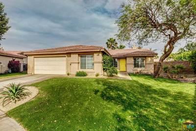 La Quinta Single Family Home For Sale: 45560 Stonebrook Court