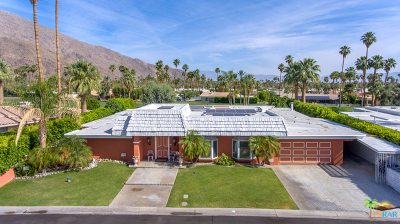 Palm Springs Single Family Home Contingent: 966 East Balboa Circle