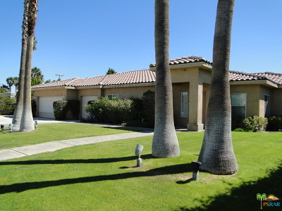 Cathedral City, Palm Springs Rental For Rent: 2389 East Francis Drive