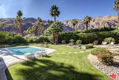 Cathedral City, Palm Springs Rental For Rent: 665 North Via Monte Vista
